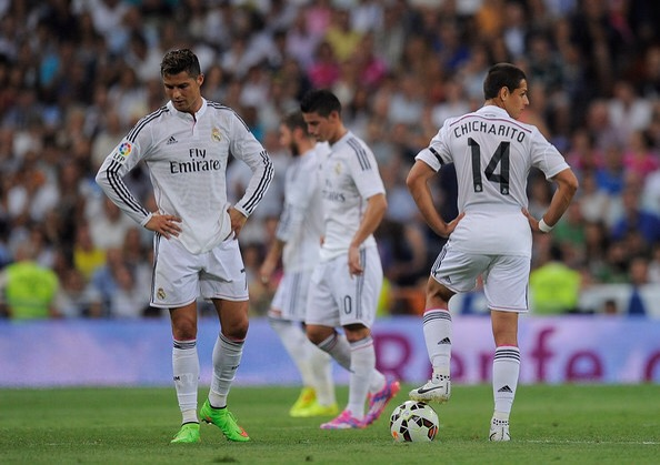 Injury blow for Real Madrid