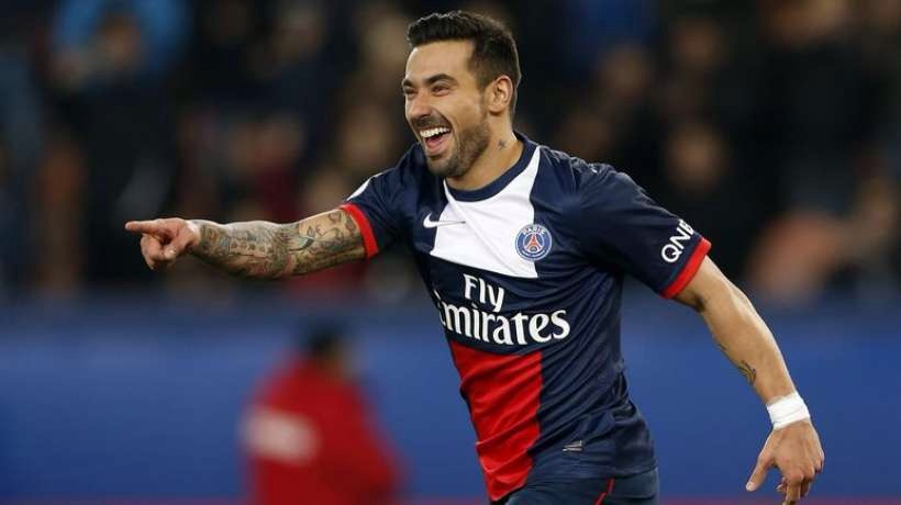 Lavezzi is on his way to England?