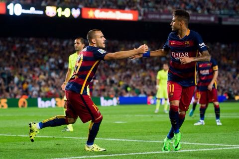 Is this Barcelona player heading towards the premier league?