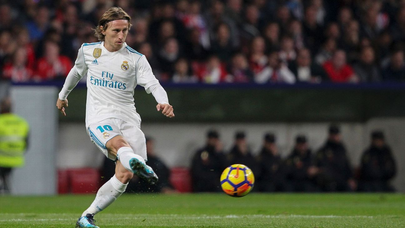 Real Madrid Report Inter Milan Over Illegal Approach Of Luka Modric