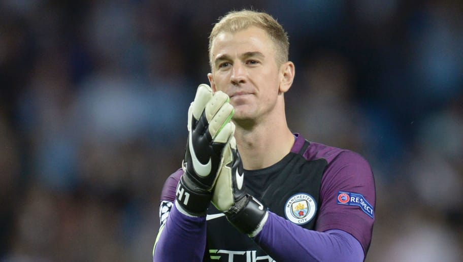 Joe Hart joins Burnley FC on two year deal