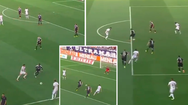 Watch: Ligue One Side Strasbourg Start The Season By Scoring A Perfect Goal