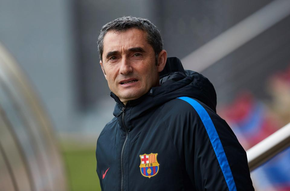 Manchester United reject cash plus two players for star man from Valverde's Barcelona