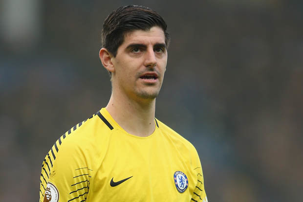 Courtois DELETES Emotional Farewell Message After Being Trolled By Chelsea Supporters