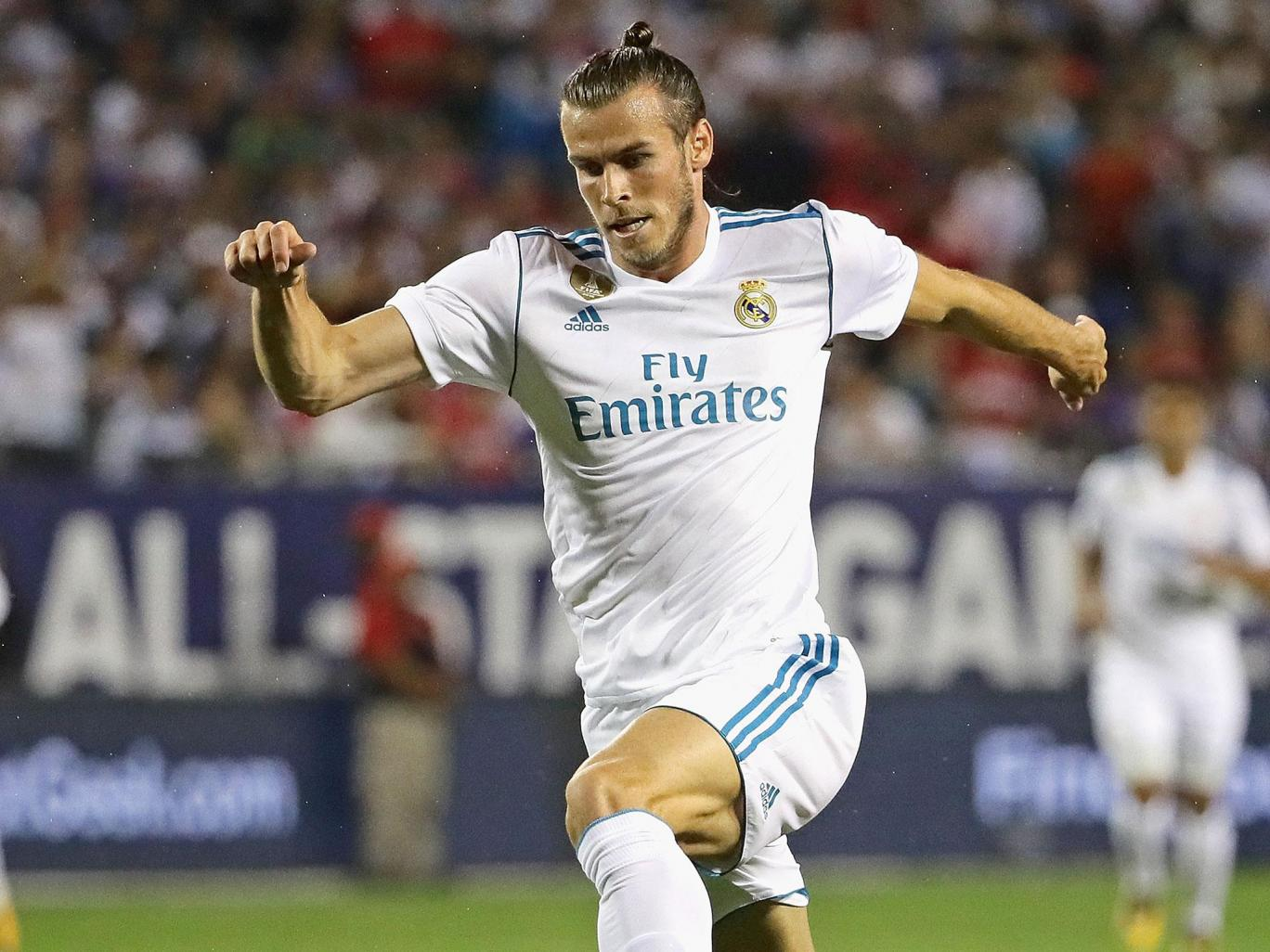 Gareth Bale Scores stunning equaliser in Real Madrid's 3-1 win against Juventus in Maryland
