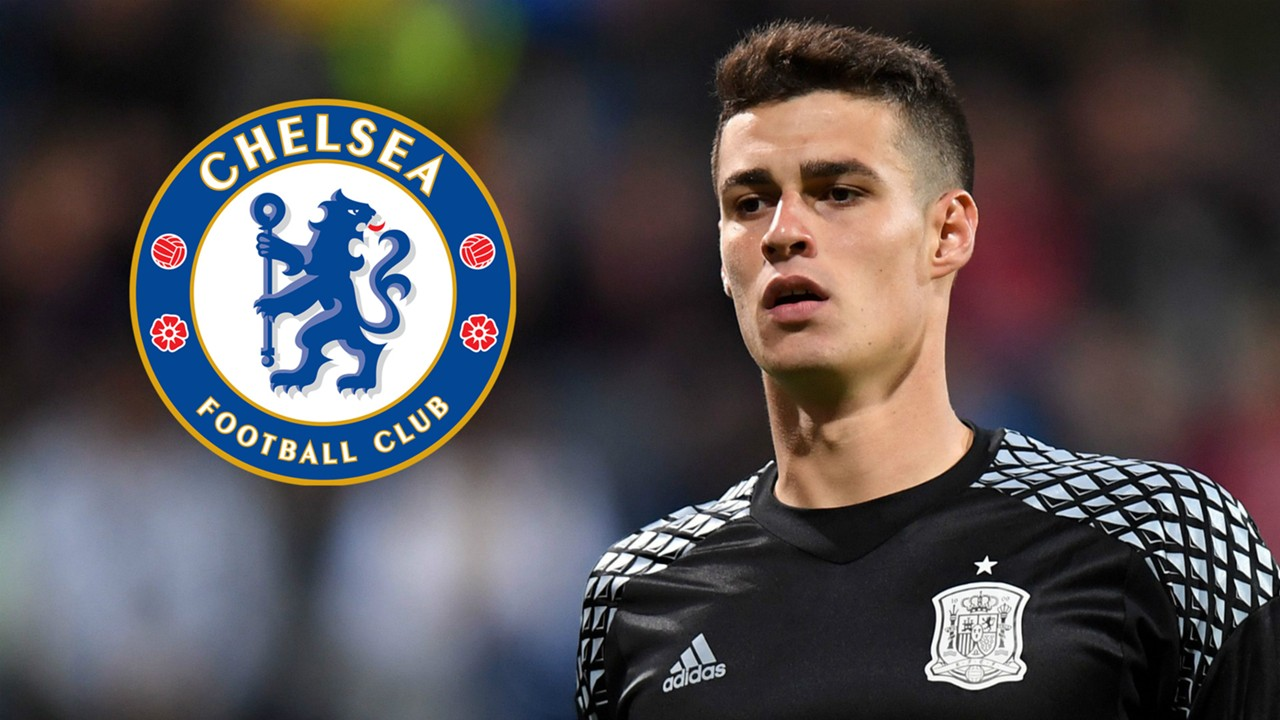 Chelsea activate £71.6m release clause of Kepa Arrizabalaga to goalkeeper for world record fee