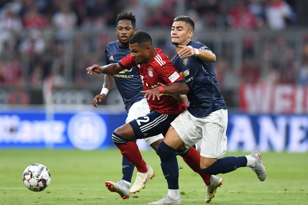 Manchester United boss says Bayern Munich defeat was a 'fantastic experience' for his youthful side