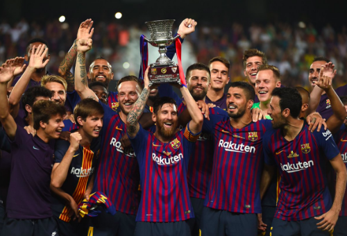 Lionel Messi Becomes The Most Decorated FC Barcelona Footballer Of All Time