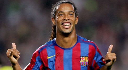 The Time Ronaldinho Pulled Off The Greatest Flip-Flap Skill Of All Time